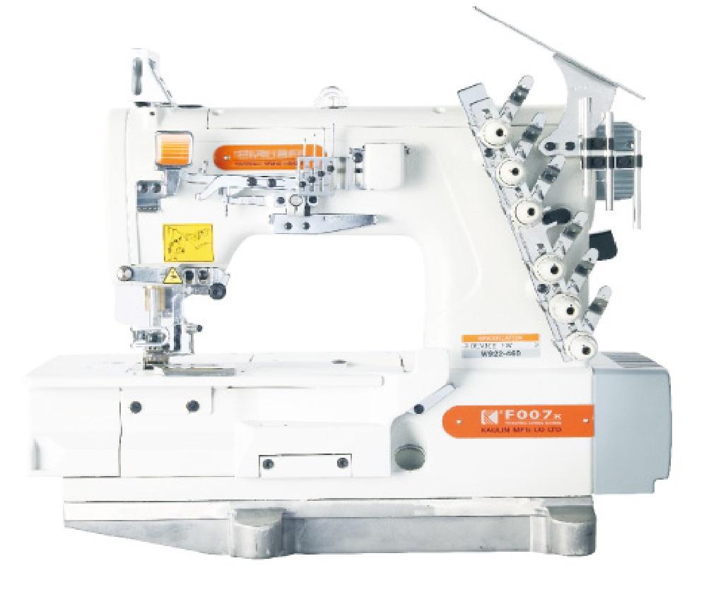 Masina pentru cusatura de acoperire SIRUBA F007K/KD