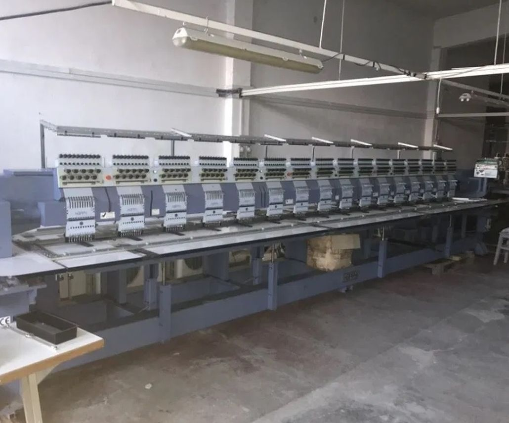 Masina de brodat HAPPY HCM-1016-36TTC