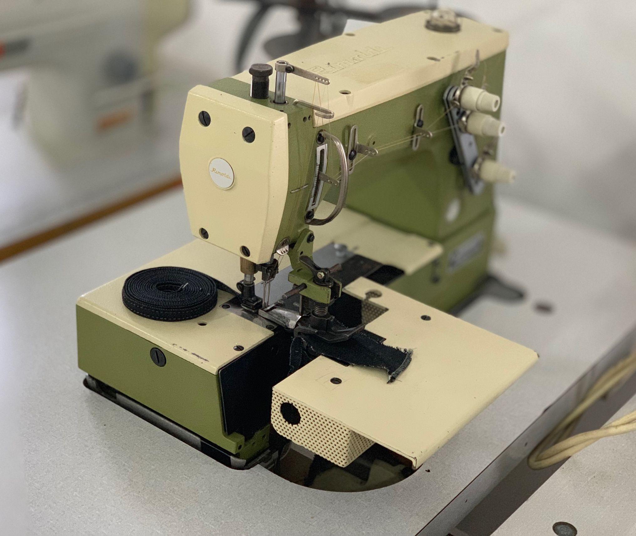 Masina de cusut gaici pentru blugi RIMOLDI 261-40-2MN-12