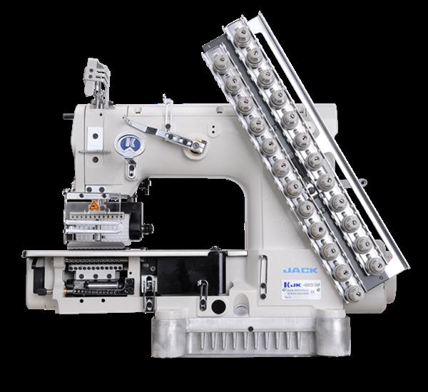 Masina pentru cusatura de acoperire JACK JK-8009VCDI