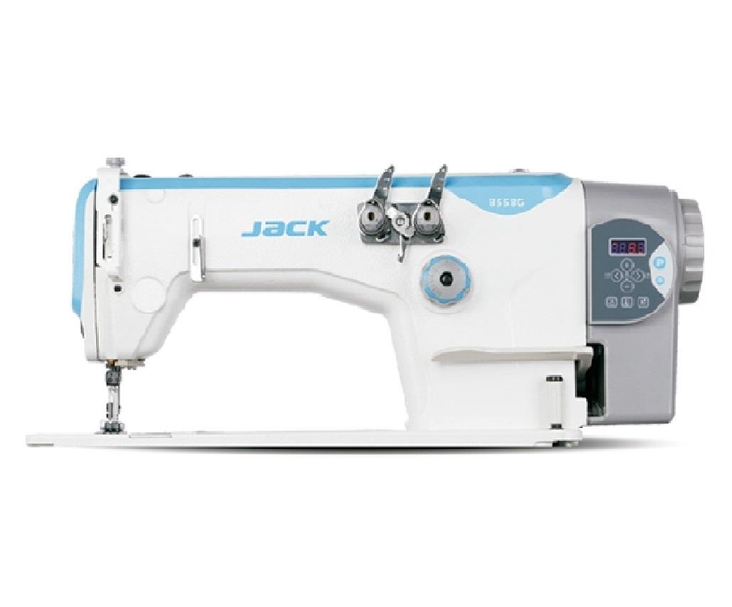 Masina de cusut in lant cu 1-2-3 ace JACK JK-8558G/JK-8560G