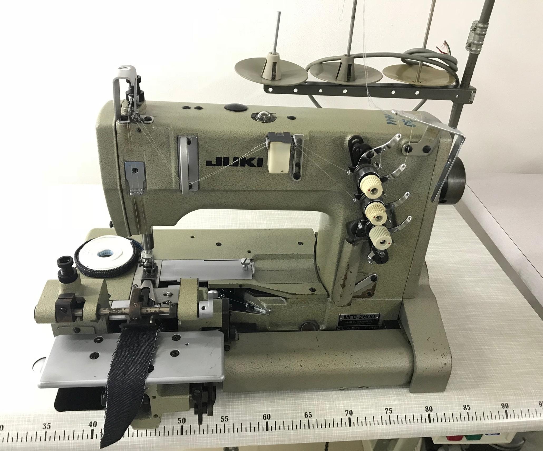 Masina de cusut gaici JUKI MFB-2600