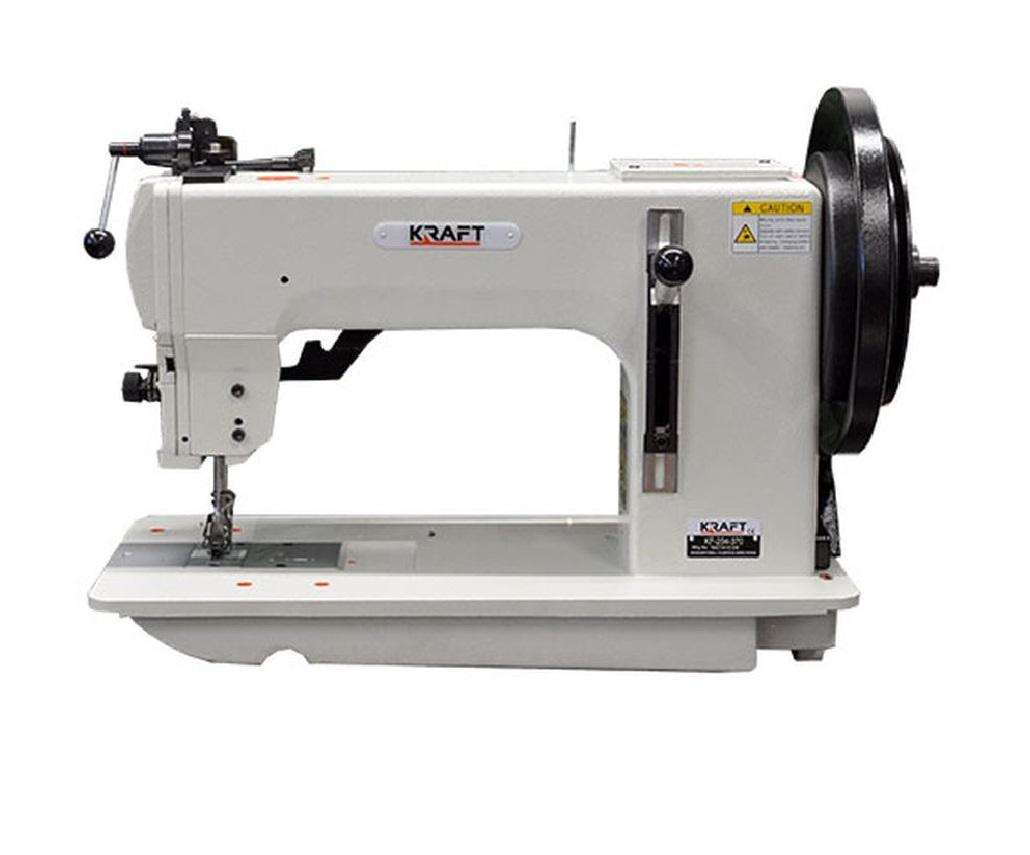 Masina de cusut liniar pentru materiale extra groase KRAFT KF-204-370