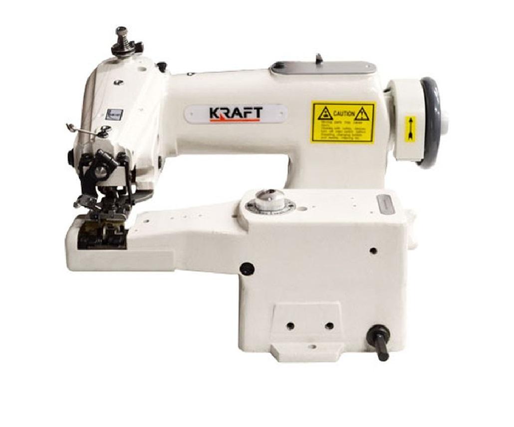 Masina pentru cusatura ascunsa KRAFT KF-101