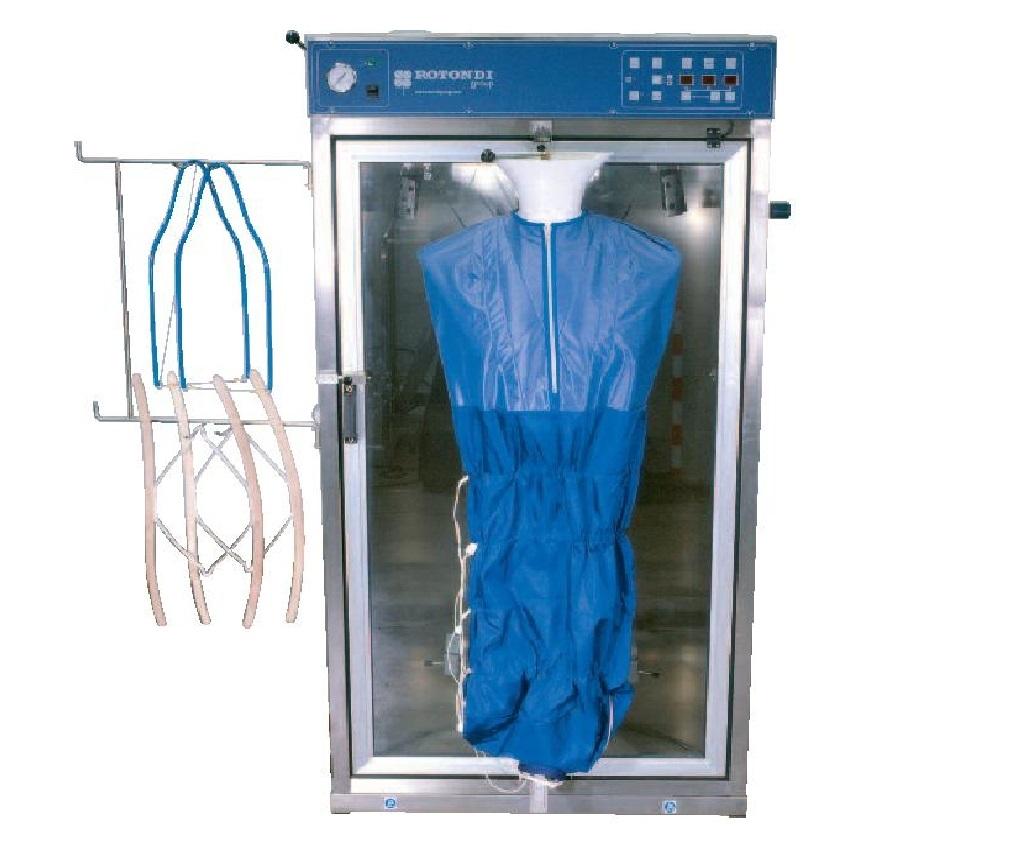 Cabinet cu manechin rotativ ROTONDI 1100