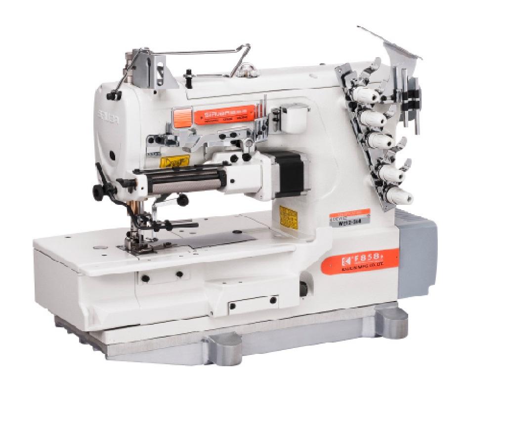 Masina pentru aplicat elastic SIRUBA F007K/KD