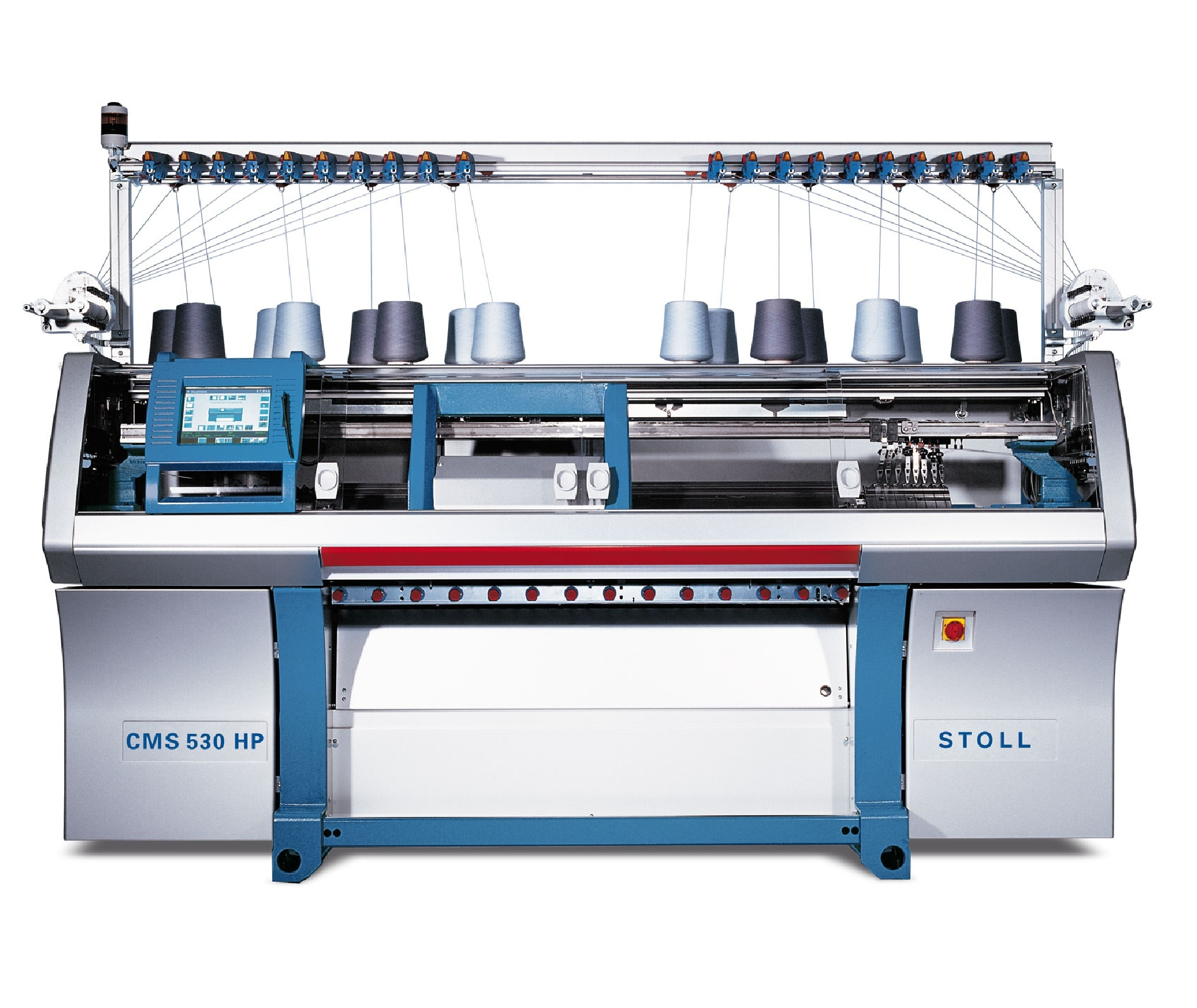 STOLL CMS 530 HP Flat Knitting Machine