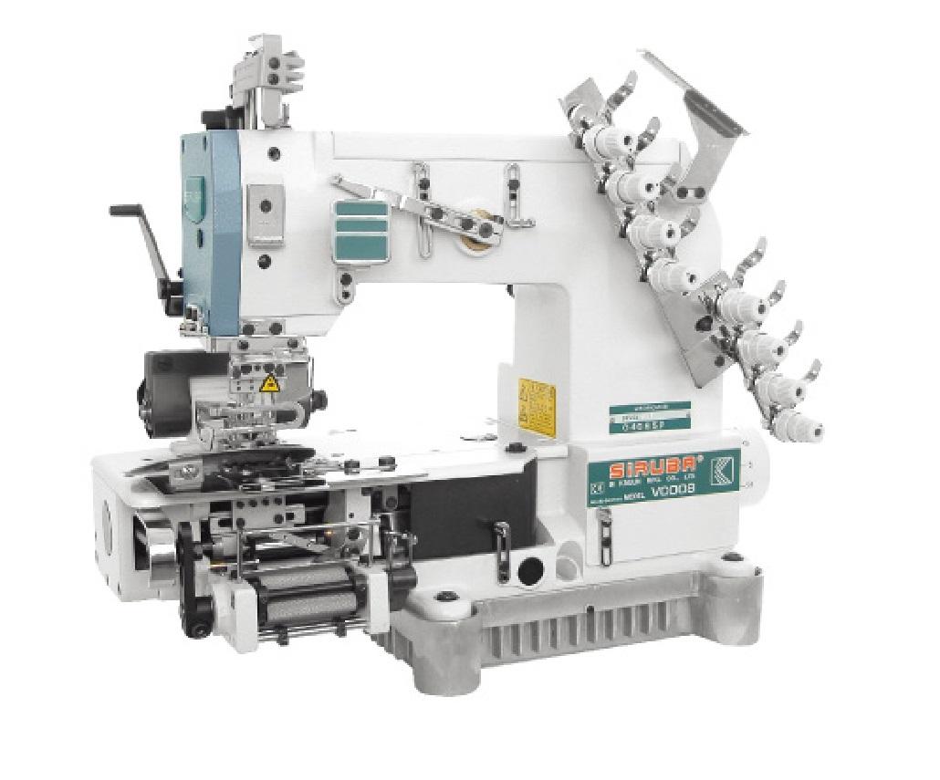 Masina de aplicat elastic cu control al elasticitatii SIRUBA VC008