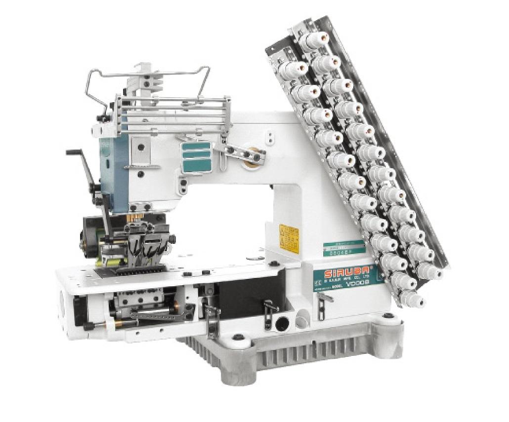 Masina pentru cusatura in lant si aplicat bentita SIRUBA VC008