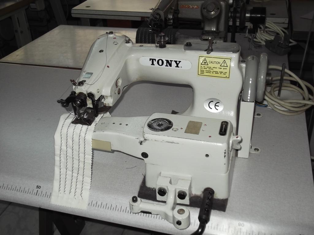 Masina pentru cusatura ascunsa marca TONY