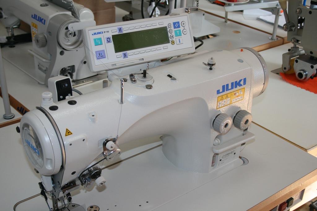 Számítógép-vezérlésű cikcakk varrás gép JUKI LZ-2290A-SS