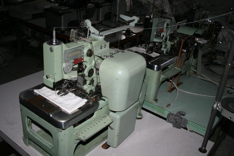 Masina de cusut butoniera grea REECE S101