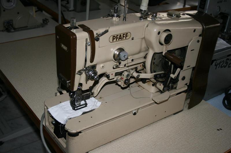 Masina de cusut butoniera usoara PFAFF 3116
