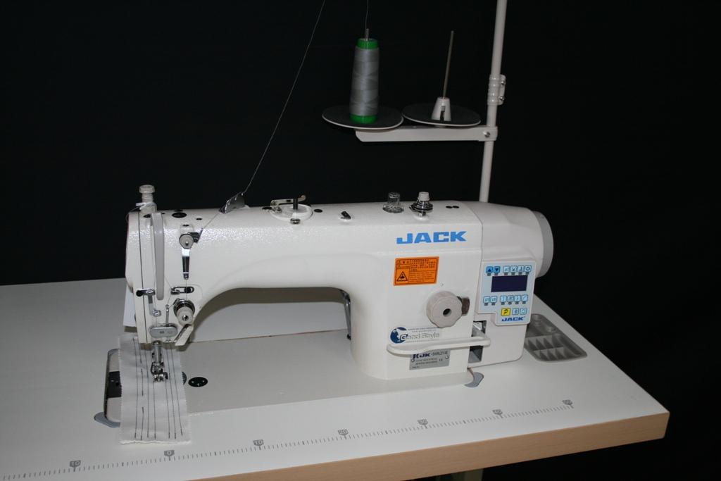 Teljesen automatikus varrógépek Jack Shirley IIE