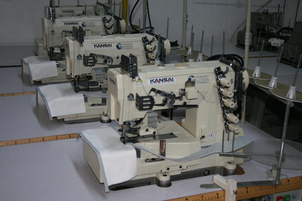 Masina de plicat bentita marca KANSAI WX 8803F