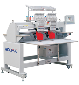 Embroidery machine Ricoma RCM-1202C-H