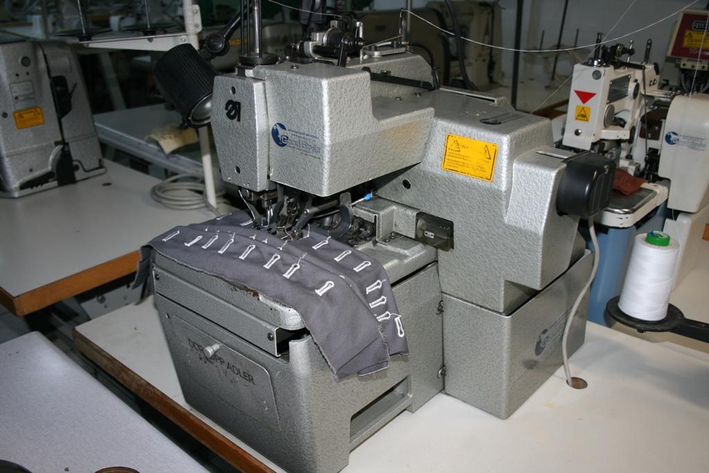 Masina de cusut butoniera grea (cu ochi) marca Durkopp 578
