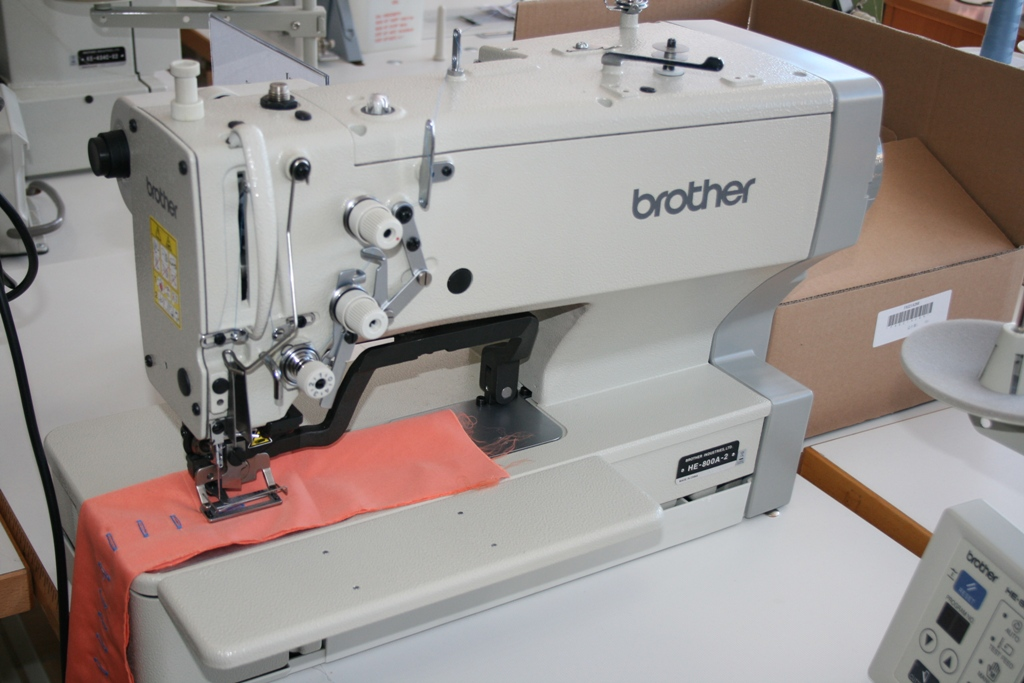 Brother HE 800A gomblyuk varro