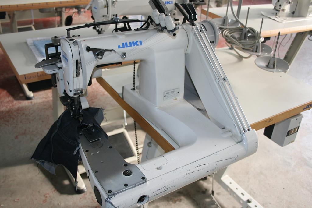 Masina de cusut cu brat marca Juki MS-1261
