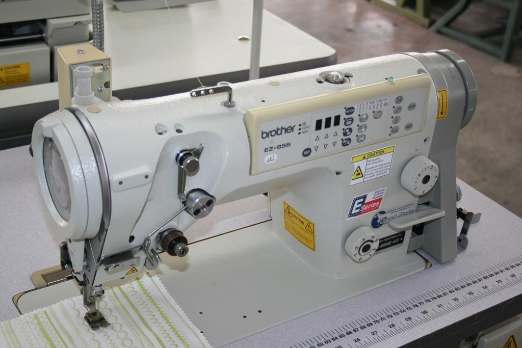 Masina electronica de cusut zig-zag marca Brother LZ2-B856E-403