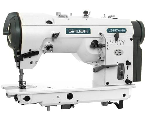 Cikk-cakk varrógép Siruba LZ457A