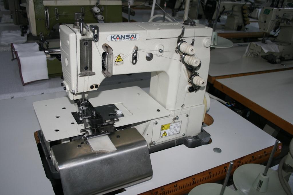 Masina de executat gaici marca Kansai Special B-2000C