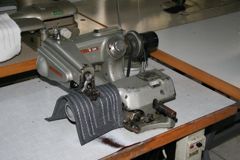 Masina de cusut second hand Strobel KL 45-380