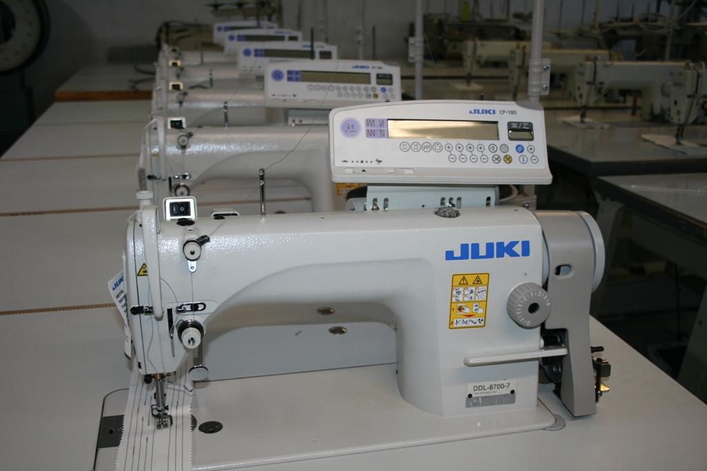 Lineáris varrógép Juki DDL-8700-7