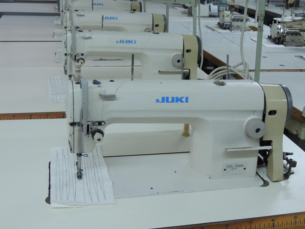Masini de cusut liniare marca Juki DDL-8500
