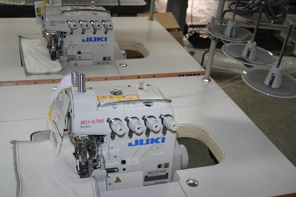 Masini de surfilat marca Juki MO-6716S